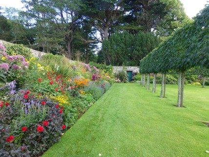 Glenarm Castle walled garden